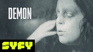 DEMON HALLOWEEN MAKEUP: FANTORIAL | 31 DAYS OF HALLOWEEN | SYFY - SYFY