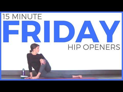 Friday Yoga