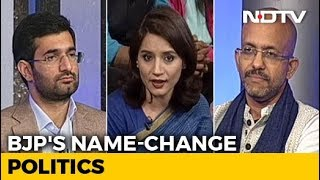 We The People: Will Name-Change Spree Help BJP In 2019? - NDTV