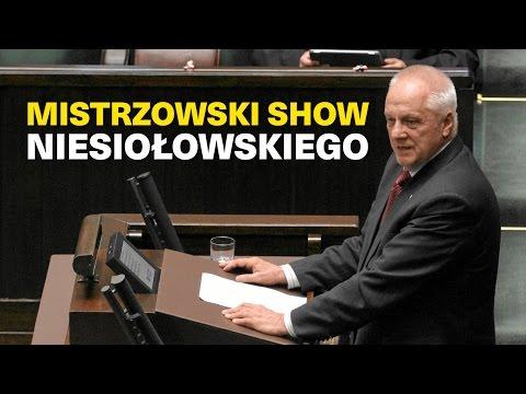 Mistrzowski SHOW Stefana Niesiołowskiego