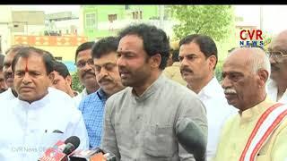 BJP Leaders Meet Governor on Paripoornananda Expulsion Issue | CVR NEWS - CVRNEWSOFFICIAL