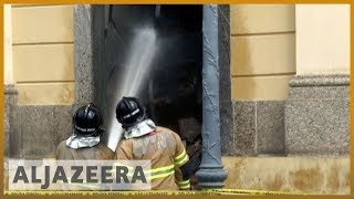 🇧🇷UNESCO: Restoring Brazil museum after fire may take years l Al Jazeera English - ALJAZEERAENGLISH