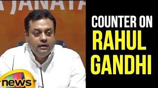 Dr Sambit Patra at BJP Central Office, New Delhi | Delhi News Updates | Mango News - MANGONEWS