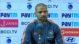 15 Jun, 2018: Cricket - Indian opener says he enjoyed face-off with Aghan spinner - ANIINDIAFILE
