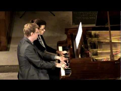 Star Wars, Jane Eyre, Monsignor by John Williams - Ivory Duo Piano Ensemble