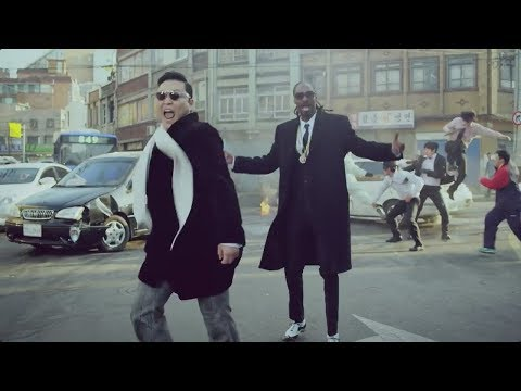 "PSY Feat. Snoop Dogg ""Hangover"" Video"