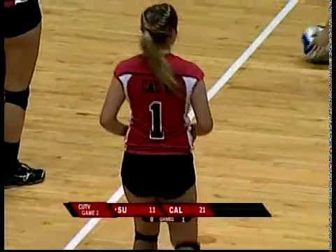 California vs Shepherd Volleyball 2014 (CUTV SPORTS FULL GAME)