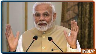 आज पीएम मोदी 25 लाख चौकीदारों से करेंगे बात, 'चाय पर चर्चा' की तर्ज पर 'चौकीदार से चर्चा' - INDIATV