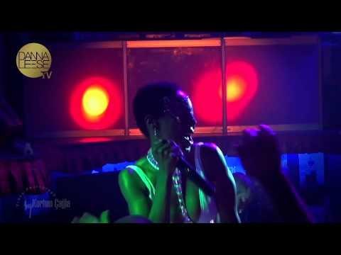 DJ TARKAN vs. DANNA LEESE - XLarge Istanbul Nightclub Show