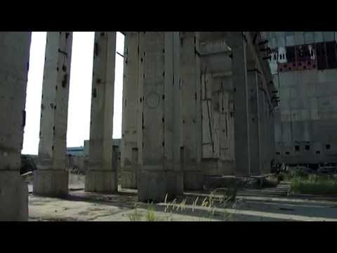 Заброше� � ая АЭС в Щелки� о Реактор Abandoned NPP Reactor HD