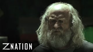 Z NATION | Season 5, Episode 10: Button Button | SYFY - SYFY