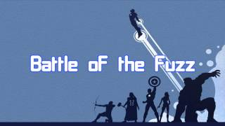 Royalty Free :Battle of the Fuzz