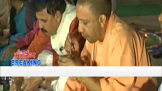 Morning Breaking: UP CM Yogi holds 'ratri chaupal' and dine at houses of Dalits - ZEENEWS
