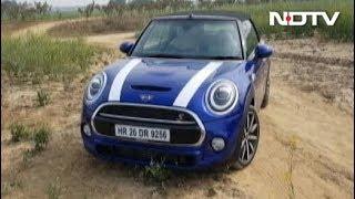 कैसी है Mini की Cooper S कनवर्टिबल? - NDTV