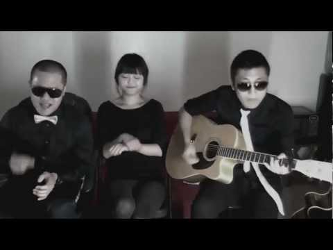 PSY - Gangnam Style (Acoustic Cover by Ra-On)  