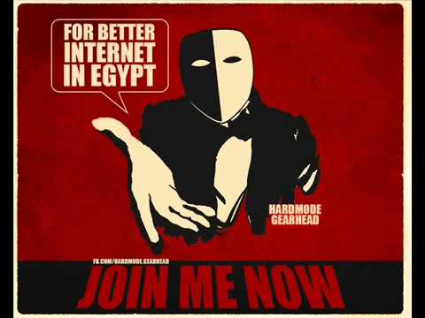 ثورة الانترنت   Internet Revolution Egypt‬