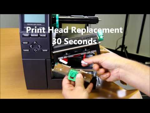 TOSHIBA EX4 300 Barcode and Label Printer  - KTEC GROUP UK