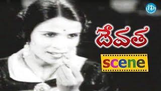 Devata Movie Scenes - Sukumar Appreciates Vimala's Music    Mudigonda Lingamurthy - IDREAMMOVIES
