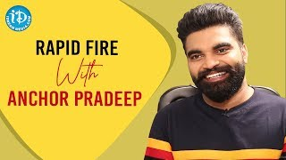 Rapid Fire With Anchor Pradeep | Talking Movies With iDream | 30 Rojullo Preminchadam Ela Movie - IDREAMMOVIES