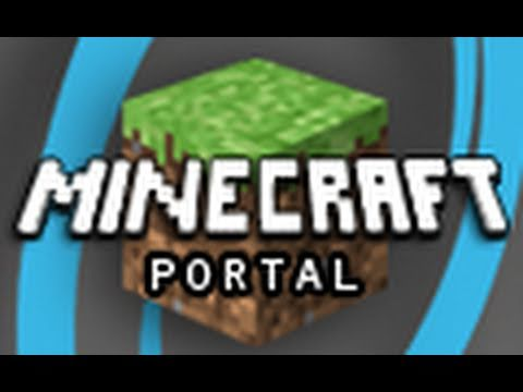 Minecraft PortalCraft Part 1
