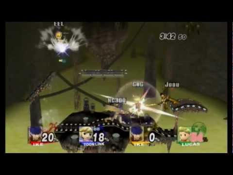 Super Smash Bros. Brawl -- 11 November 2012, Friends Matches