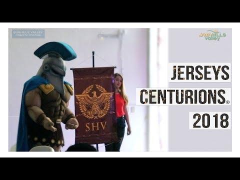 Jerseys Centurions 2018