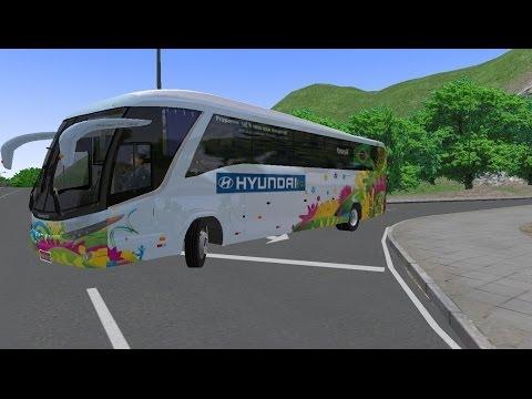 Ônibus oficial da seleção brasileira