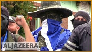 🇳🇮 Nicaragua unrest: 39 years since Sandinista revolution | Al Jazeera English - ALJAZEERAENGLISH