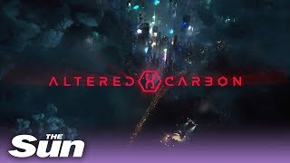 Altered Carbon Season 2: cast announcement - THESUNNEWSPAPER