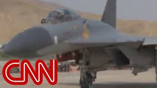 Pentagon: China 'likely' training pilots to target US - CNN