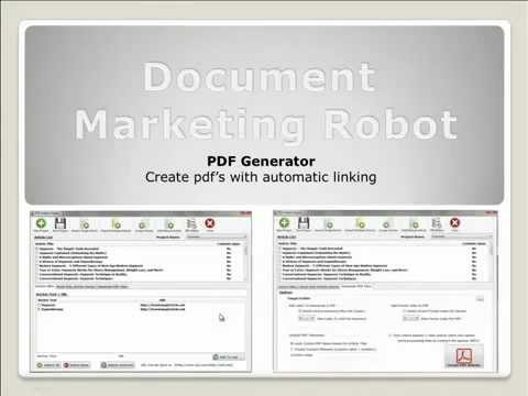Blog Marketing Software Tutorial