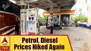 TOP NEWS STORIES: Petrol, Diesel prices hiked again - ABPNEWSTV
