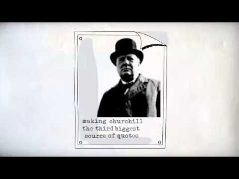 Winston Churchill - The Power of Words