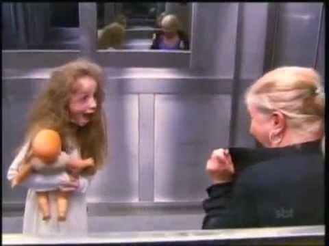 El fantasma del ascensor