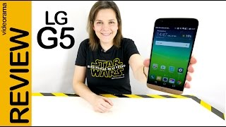 LG G5 review en espaol | 4K UHD