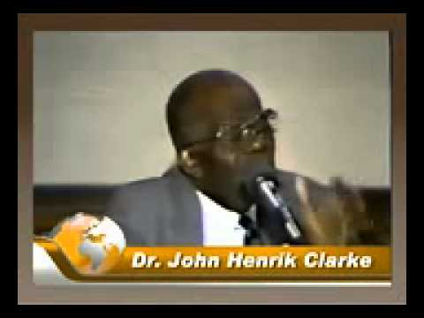 Dr  John Henrik Clarke   African Resistance Movements in the 19th Century