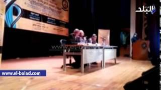 بالفيديو والصور.. انطلاق المؤتمر الدولي الثاني لكلية التربية ببورسعيد.. السويد والسعودية تشاركان في الفعاليات
