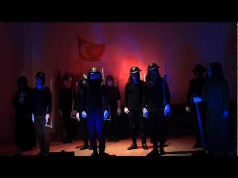 Çanakkale Savaşı Üzerine Kısa Bir oyun: Karanlıklar Ordusu