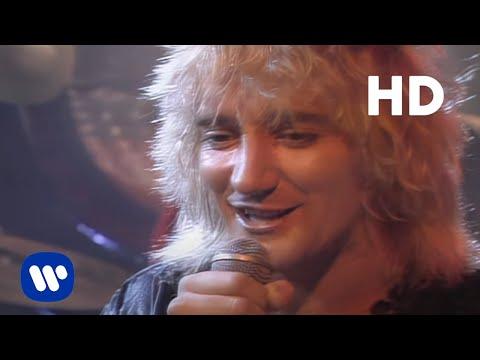 Rod Stewart - Da Ya Think I'm Sexy? (Official Video)