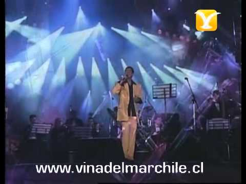 Charlie Zaa, Nuestro Juramento, Festival de Viña 1998