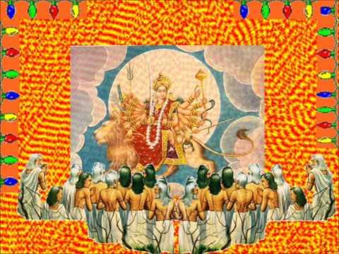 ShriDurga Stotra (Marathi)