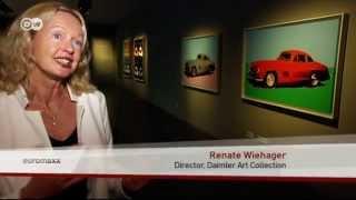 Andy Warhol's 'Cars' | Euromaxx - DEUTSCHEWELLEENGLISH