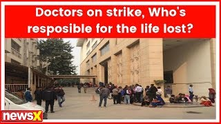 Delhi's Safdarjung doctors on strike, patients suffer;Who's responsible for the life lost? - NEWSXLIVE