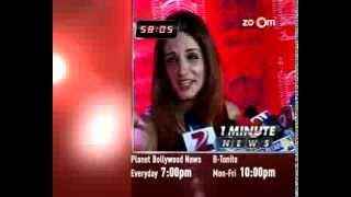 Bollywood News in 1 minute 20/12/13: Hrithik Roshan, Sussanne Roshan, John Abraham and others - ZOOMDEKHO