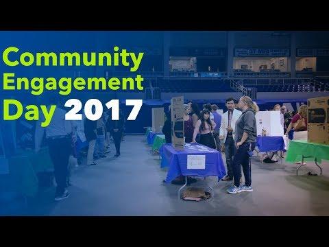 FGCU Community Engagement Day 2017