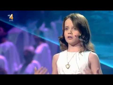 Amira Willighagen - Nessun Dorma - Final Holland's Got Talent