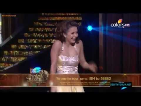 Jhalak Dikhla Jaa Season 5 Isha Sharvani Best Performance Song Mahi Mahi