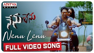 Nenu Lenu Full Video Song || Nenu Lenu  Songs || Harshith, Sri Padma || Aasrith - ADITYAMUSIC