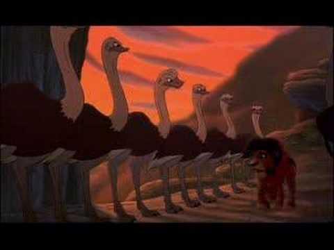 The Lion King 2, Simba's Pride