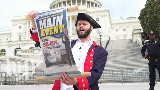 D.C. needs a town crier - WASHINGTONPOST